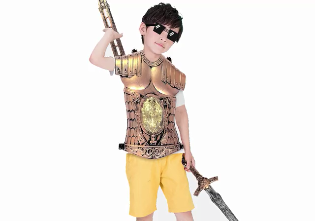 Children's armor armor toys holiday role dress up boy toys wholesale toy