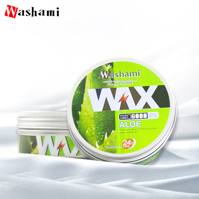 Professional hair styling gel fashion private label hair wax