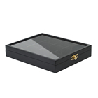 Quality Chocolate High Quality Wooden Square Chocolate Box From Manufacture For Gifts