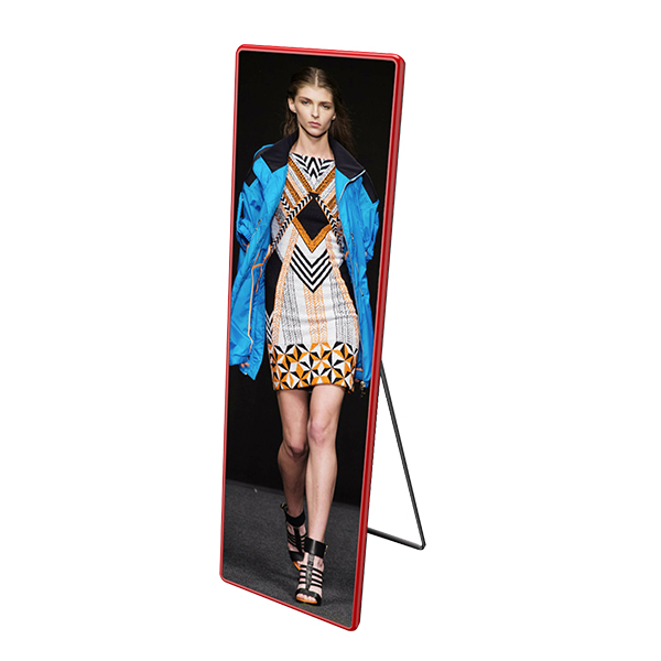 Indoor Smd Full Color <strong>Video</strong> Standing Led Poster Display P2.5