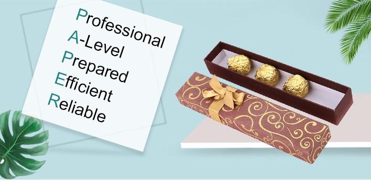 paper box chocolate