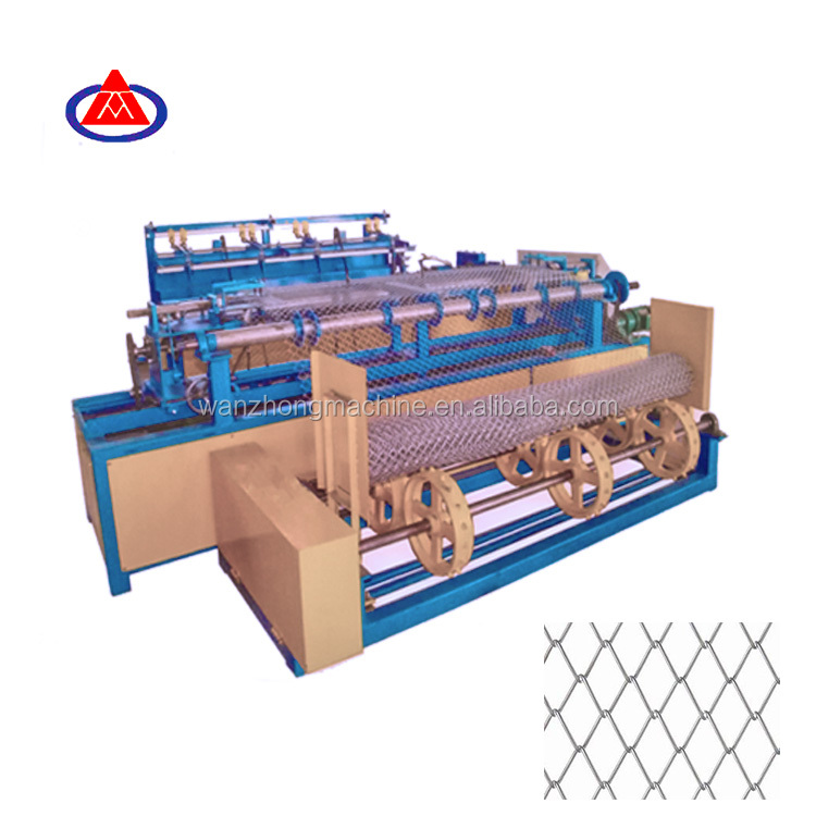 Automatic chain link fence <strong>machine</strong> hot sale