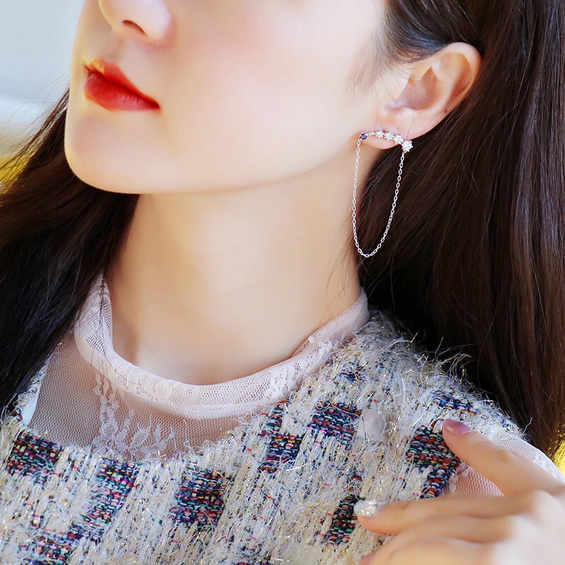 high quality women jewelry rose gold Fashion earrings jewelry