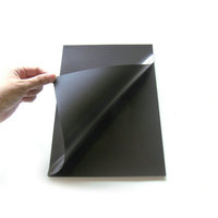 A4 soft magnetic sheet material Magnetic material rubber magnet