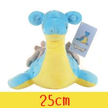 Have Tag Pikachu плюшевая трубка Psyduck Bulbasaur Мягкая кукла-джиггглипуф милая игрушка аниме для детей подарок на день(Китай)