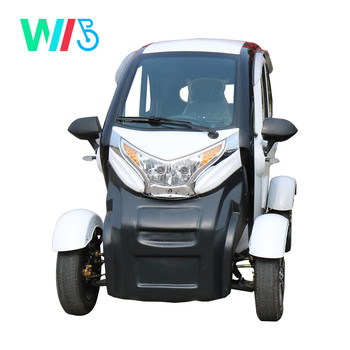 Manufacturer Direct Supply New Version High Quality 3 Seats Air Conditioner Mini China Electric Car