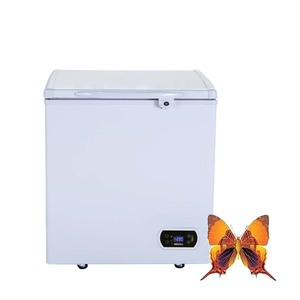 China chest chicken blast combined island freezer stainless steel