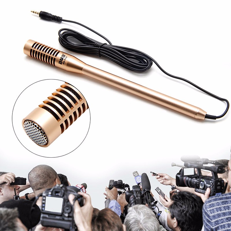Good Quality Wired Bub Interview Microphone