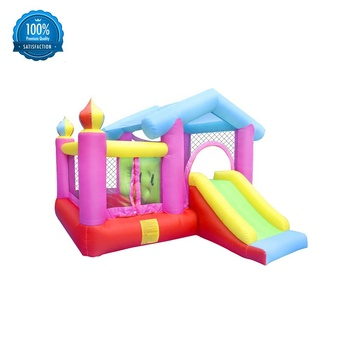 S486B Inflatable Fabric Hot Selling ISO Certificate Fast Delivery Inflatable Turnip Bouncer Wholesale in China