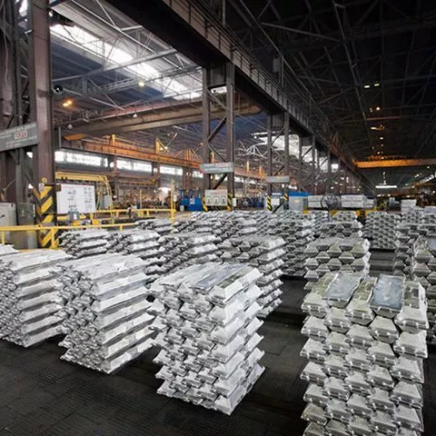 High purity zinc ingot made in China at the cheap price