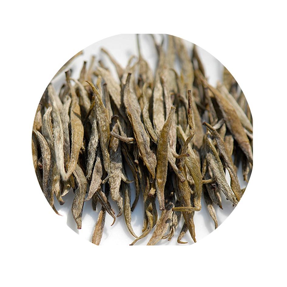 China 's 10 Most Famous Teas Jun Shan Yin Zhen mountain Silver Needle yellow tea - 4uTea   4uTea.com