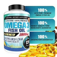 OEM/ODM OMEGA 3 epa dha <span class=keywords><strong>inhoud</strong></span> <span class=keywords><strong>visolie</strong></span> softgel capsules