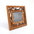 Photo Manufacturer Wholesale Customized Wooden Picture Photo Frame Side Coconut Tree