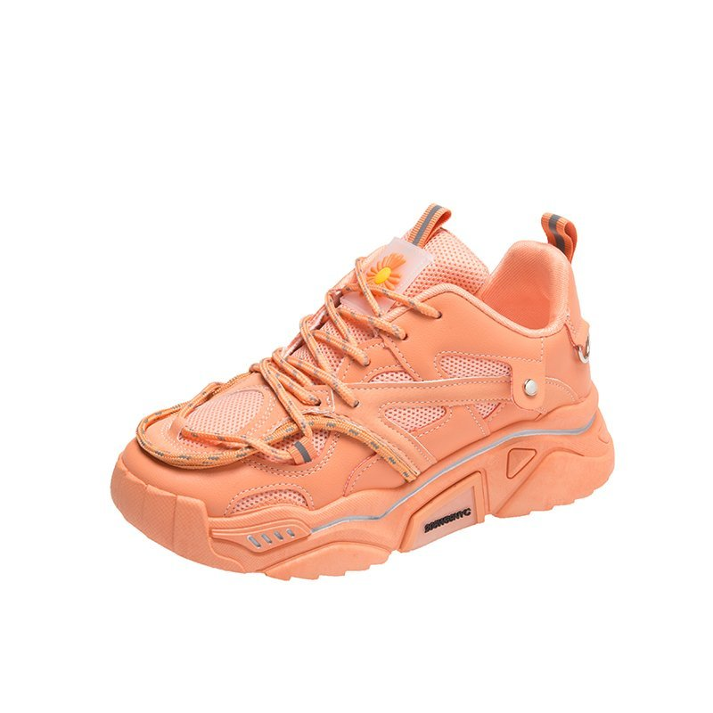 Hot Koop Laatste Aankomst Modieuze Dady Schoenen Casual Sneakers Voor Vrouwen