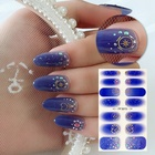 Nail Stickers Sticker Hot Selling 3d Nail Stickers Art 2d Sticker Amazon For Series FF3001-3020