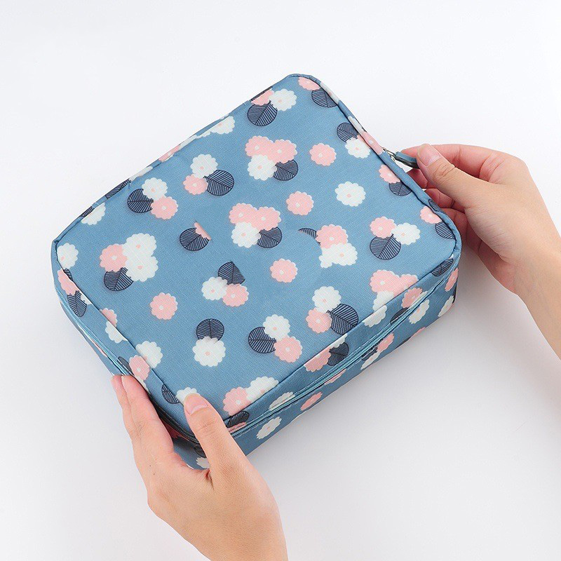 product-GF bags-New fashion Women Cosmetic Bag Multi function Organizer Waterproof Portable Makeup B