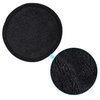 Face cleaning washable and reusable makeup remover pads