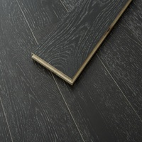 High quality Not deformed parquet engineered hardwood flooring