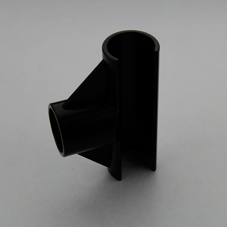 Good quality adjustable black abs clamps plastic for combination facilities