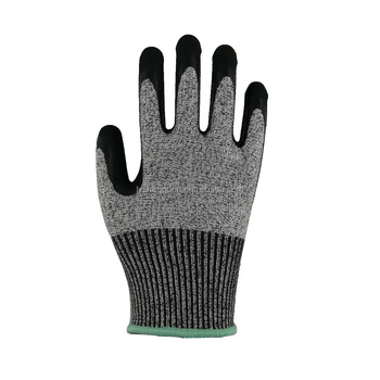 PU Coated Cut Resistant Hand Protected Working Safe Gloves for Machine Work