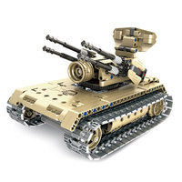 New remote control mini kids toy battle military army rc tank