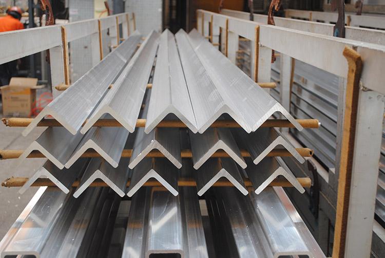 aluminium supplier 6061 6063 industrial aluminium angle L profile