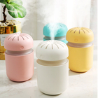 Capacity No Mist Humidifier Hot Sale Portable 300ml Capacity Ultrasonic Air Humidifier Essential Mist Oil 300ml No Noise Atomizer