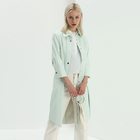 Best selling new design young women slim fit winter pu trench coats for ladies