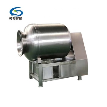 Stainless steel good price automatic vacuum massager tumbler for meat processing
