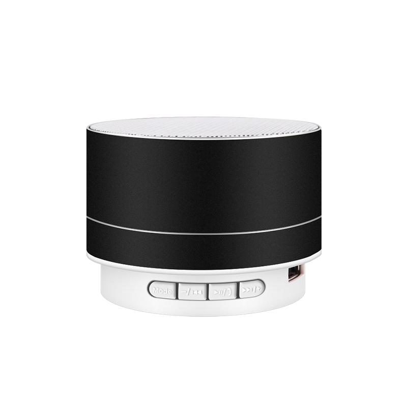 2020 nova A10 Bluetooth speaker portátil mini subwoofer levou U-disk plug-in speaker universal de Alta qualidade de som para o telefone móvel