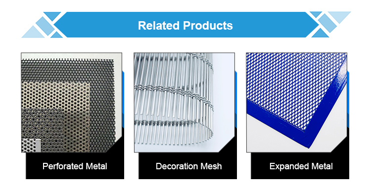 109mm spiral flattened expanded metal mesh air filter mesh tube
