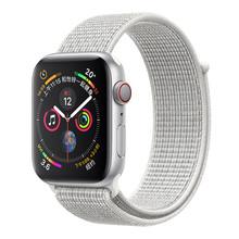 Ремешок для часов, нейлоновый для Apple Watch 5/44/42/40/38/44 мм(Китай)
