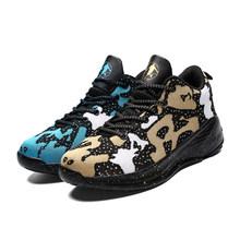 Мужская баскетбольная обувь высокого качества, амортизирующая спортивная обувь, спортивные кроссовки для детей старшего возраста, баскетб...(Китай)