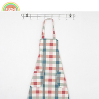 2019 cute cat painting apron for fish