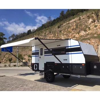America Design 15ft Rv Roll Up Caravan Trailer Camper ...