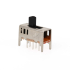 Chinese manufacturer mini electrical 2p2t 2p3t slide switch