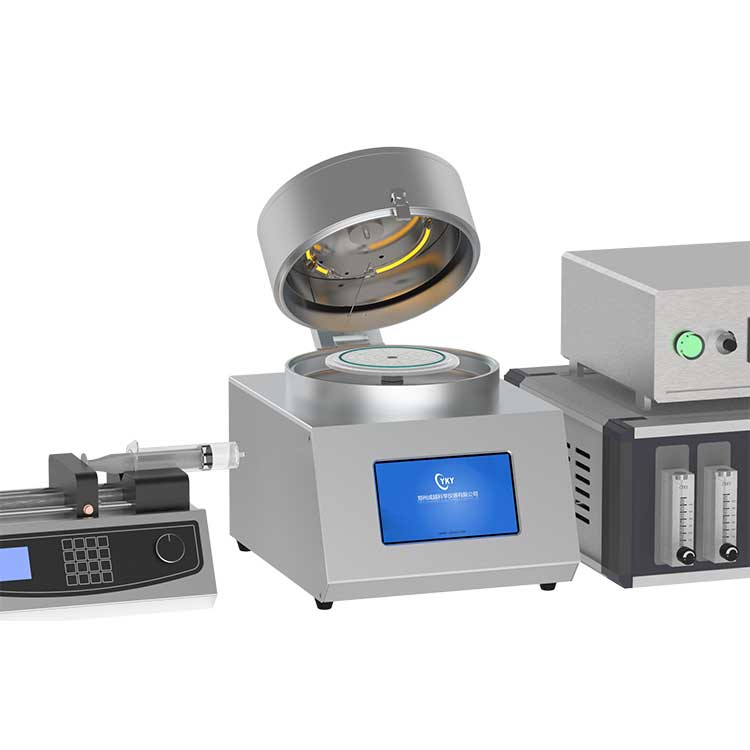 Programmable Ultrasonic Heating Spin Coater for Substrate, ITO Conductive Glass