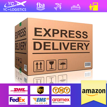 Freight Service China to USA/Canada/Australia Door to Door by Express Ali