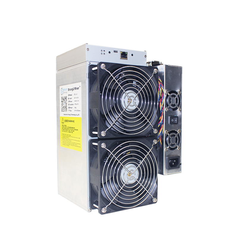 Cost-effective strongu stu u6 420GH/s 2100W  Dash miner