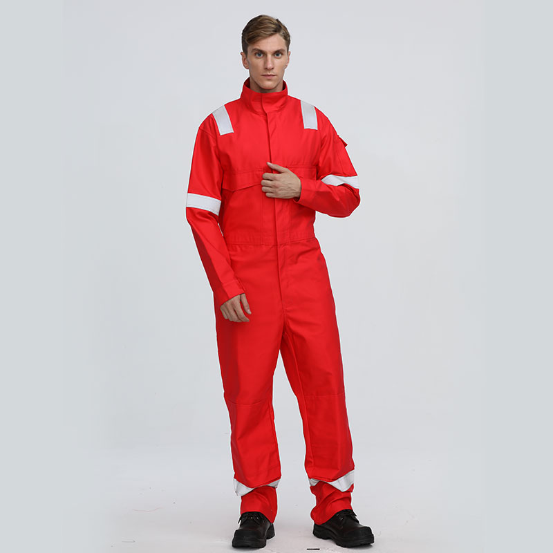 Safety Flame Fire Retardant Workwear Coverall - KingCare | KingCare.net