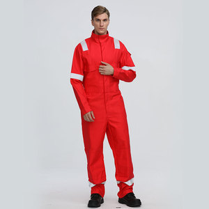 Safety Flame Fire Retardant Workwear Coverall