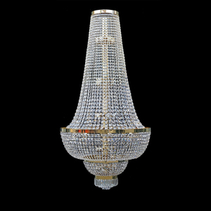Modern Ceiling Egypt Crystal Chandelier For Large Villa
