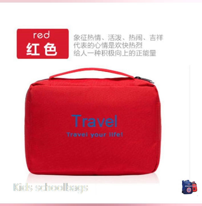 Portable mesh bra washing bag