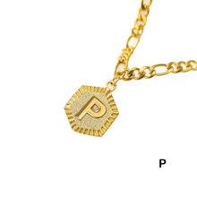 Цепочка для лодыжки с буквенным алфавитом, украшение для ног с расширением для женщин и мужчин, магазин NYZ(Китай)