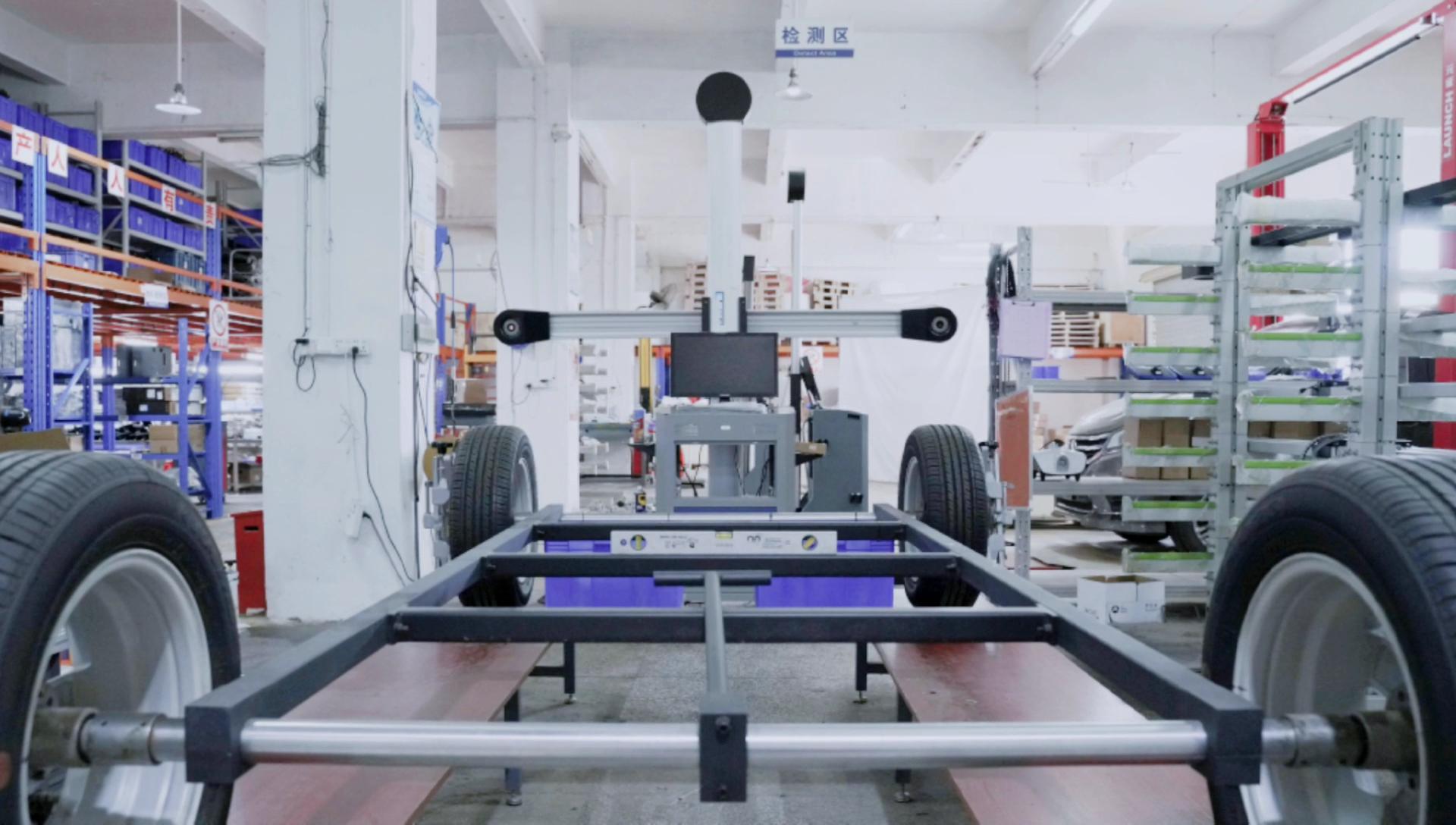 Serve para Todos Os Tipos de Elevadores Equipamento De Alinhamento de Rodas 3d/Máquina de Alinhamento e Balanceamento de Rodas
