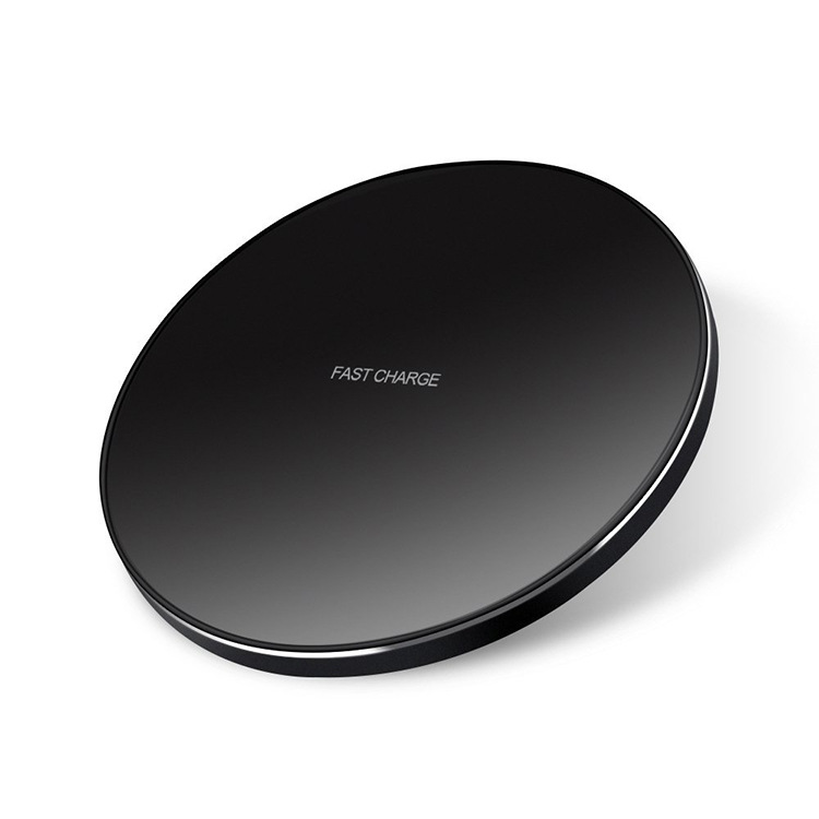 2019 Qi Wireless Charger สำหรับ iPhone XS Max X 10W