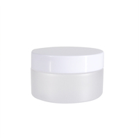1 oz 2 oz 4 oz 5 oz 8 oz 12 oz 16 oz food grade plastic pet frosted cosmetic jar for body scrub