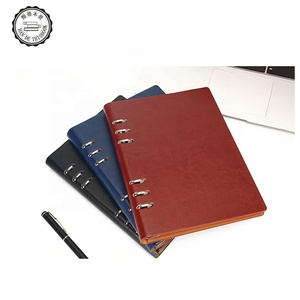 Wholesale sublimation journal printing custom spiral notebook school office supplies