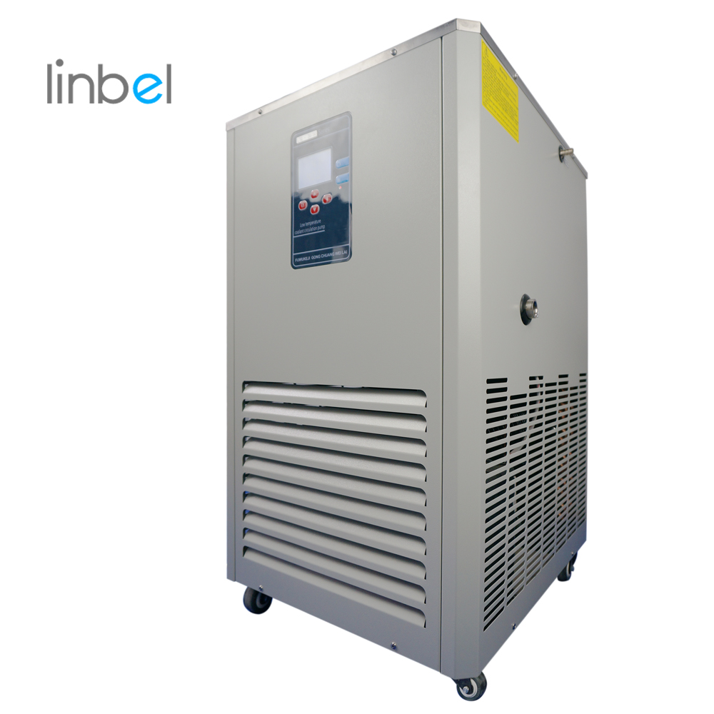 Shanghai Linbel Ultra Low Temperature Cooling System Exchanger Chiller