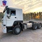 Used Sinotruck Howo Tractor Truck